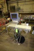 "Mettler Toldeo Hi-Speed Check Weigher, M/N XS3 CombiChecker, 110 Volts, 1 Phase, with Aprox. 11"" W"