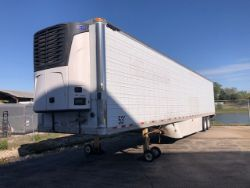 2009 Great Dane Refrigerated Trailer, VIN#: 1GRAA0626AW702306, M/N SUP-111411G53, with Carrier Refer