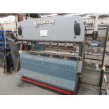 PROMECAM Press brake Cap: 50 Ton, Mod: RG50-20, 6ft, laser