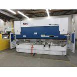 YAWEI Press brake 2019, 110 tons, Mod: PBH-1104100, controller Delem DA-66T, 14 ft, 12ft folding,