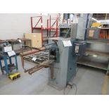 Progressive spot welder Mod: RA 50-30 KVA 50, 550 volts, electronic, water cool