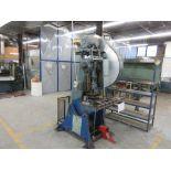 BROWN & BOGGS Punch press OBI, 14L, 14 Ton