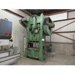 BLISS Mechanical press, 530 Ton