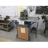 ROTEX Punch press Cap: 8 Ton, Mod: 3725