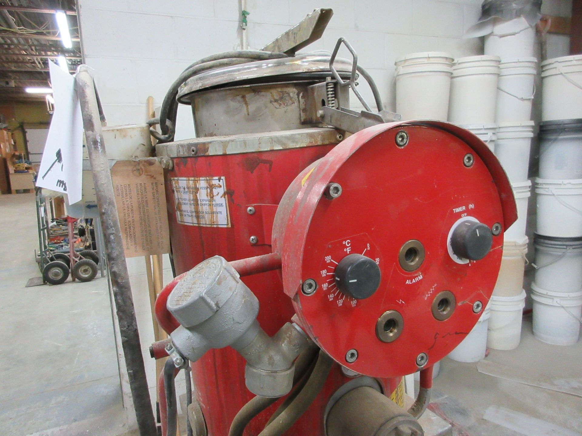 Lot 171 - OMEGA glue machine (SUBJECT TO BANK APPROVAL)