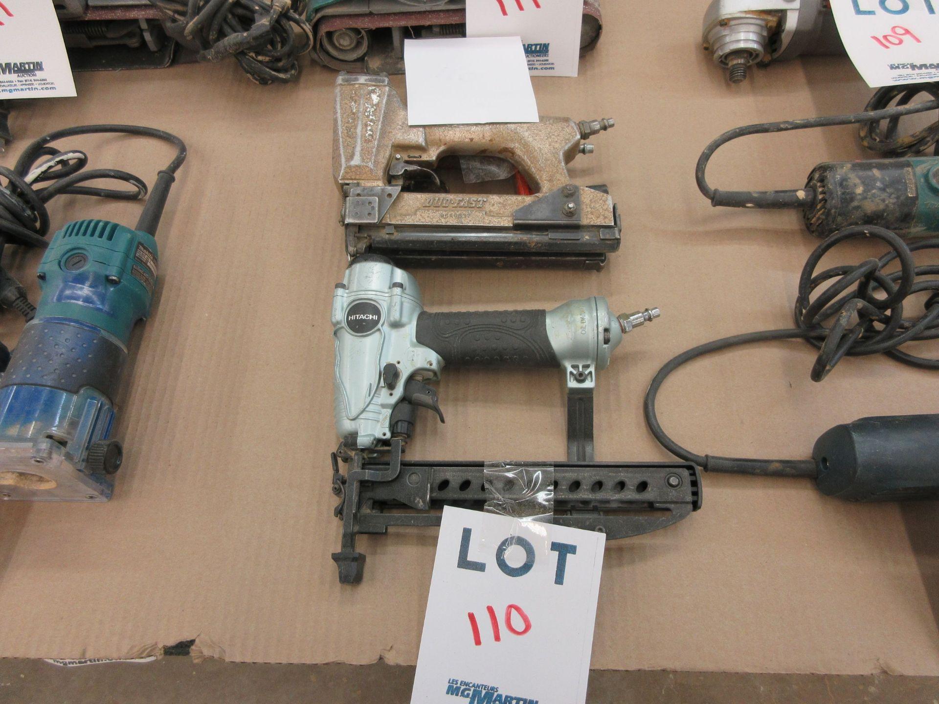 Air guns HITACHI, etc. (3)