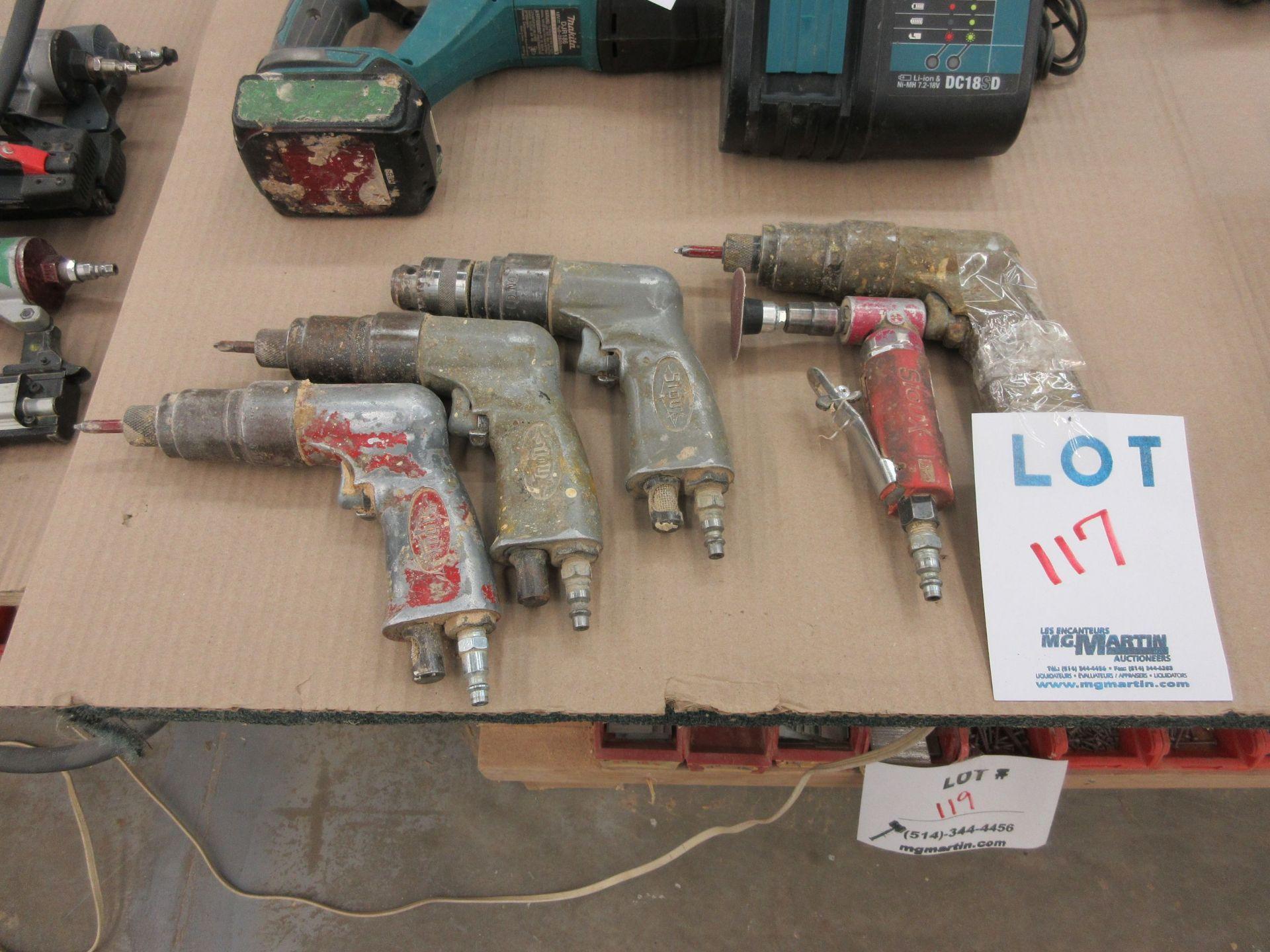 Air guns, etc. (5)