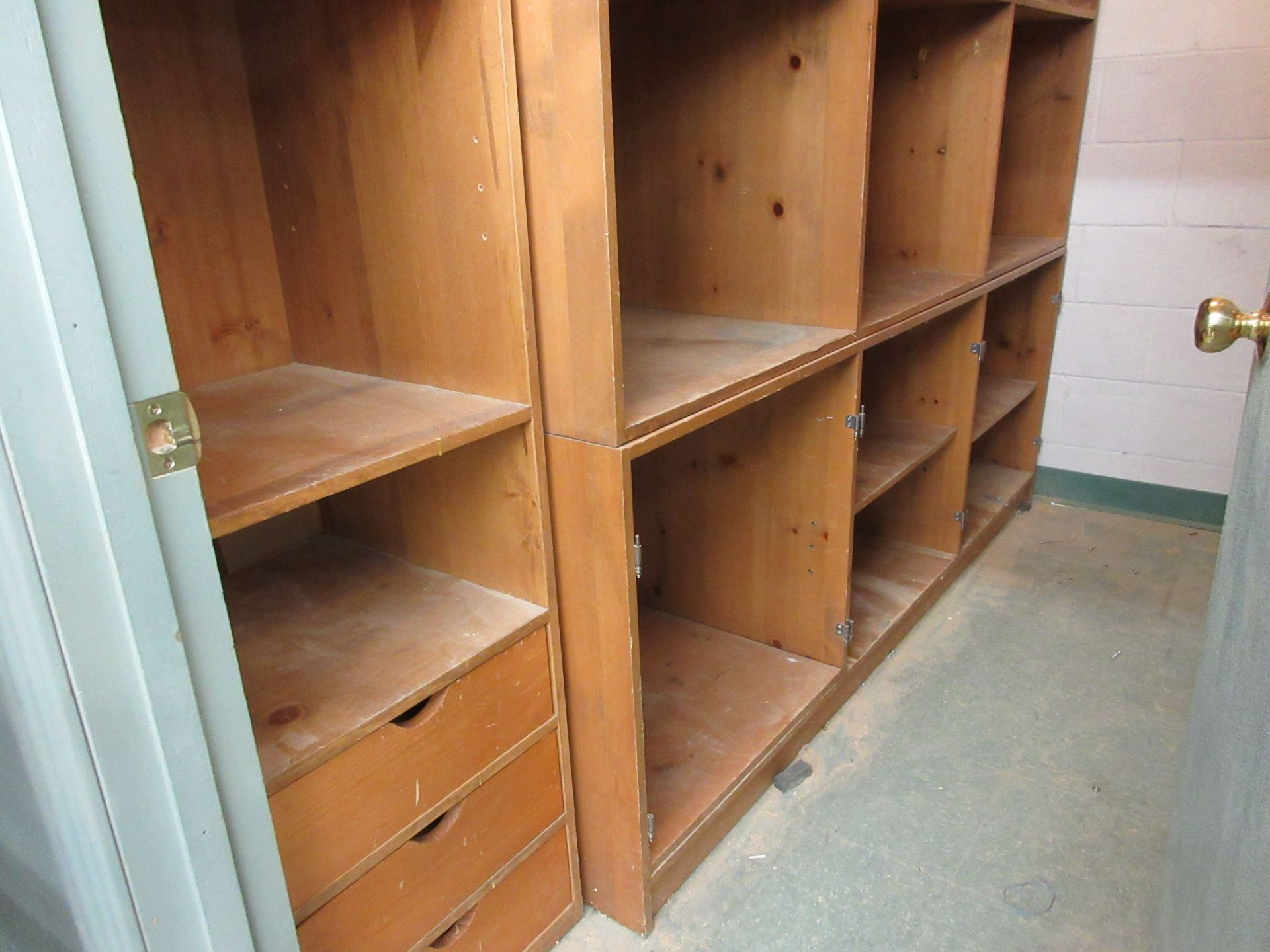 LOT including assorted shelving, etc. - Image 3 of 3