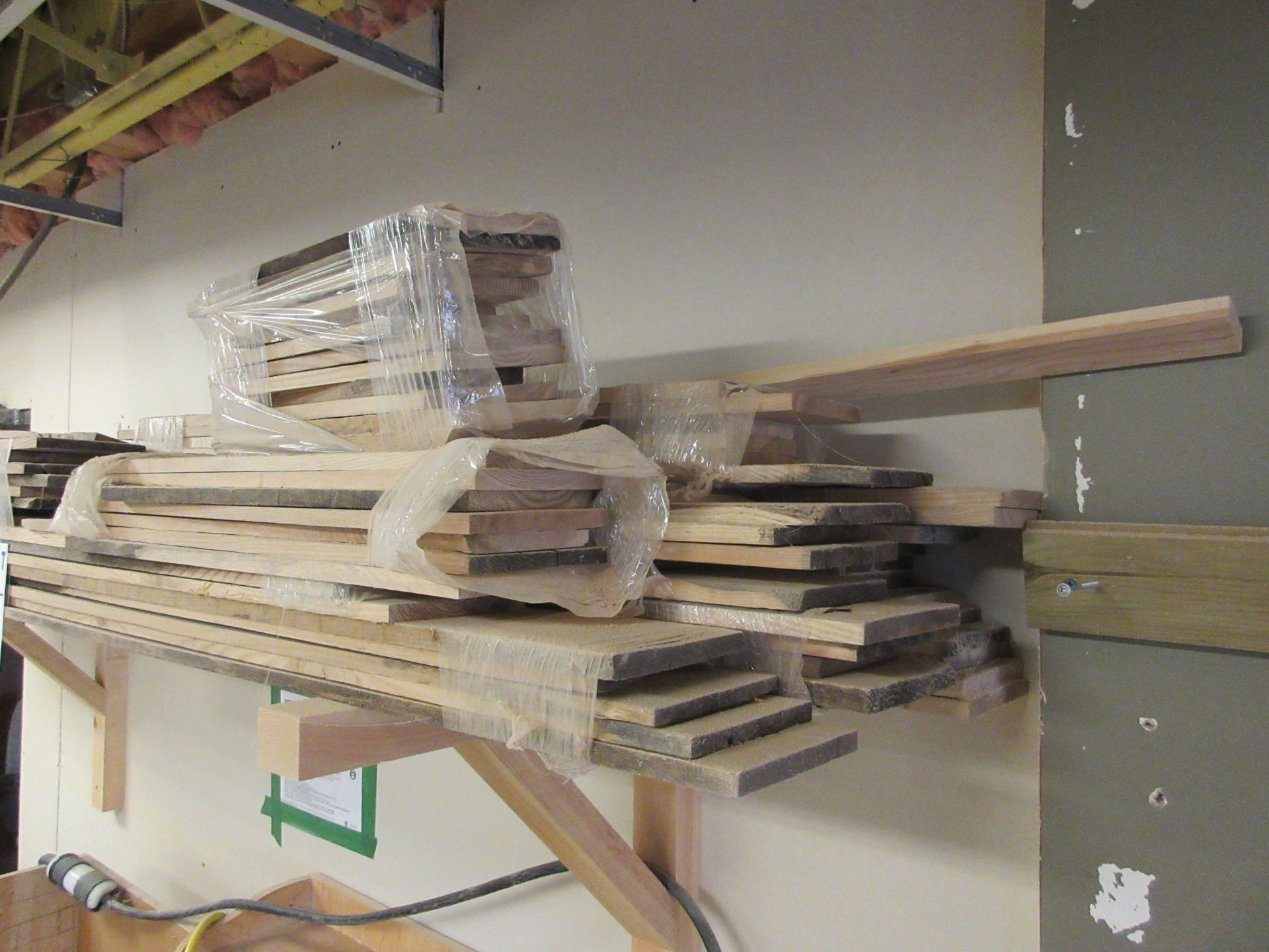 LOT assorted wood - Image 4 of 4