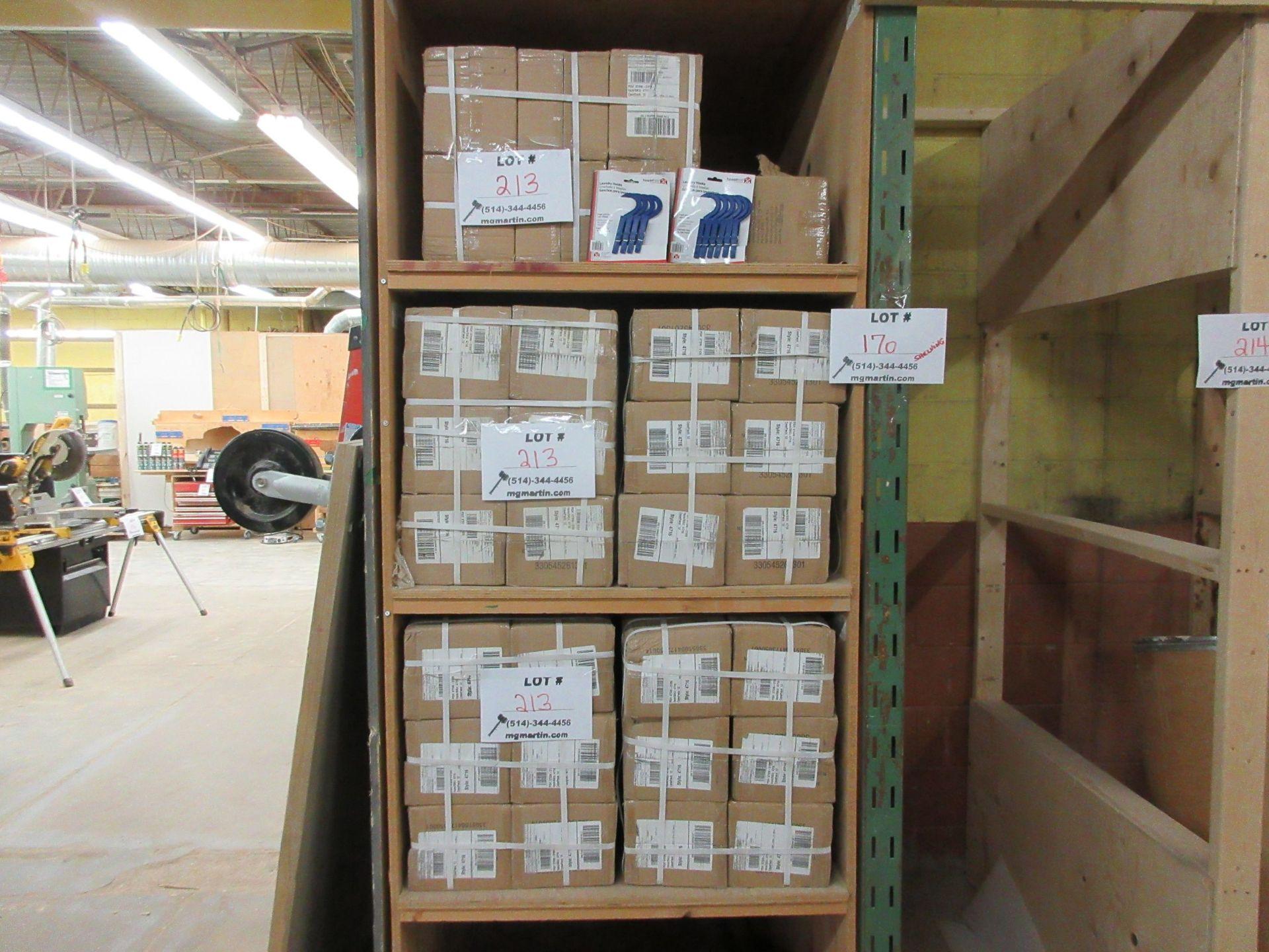 Boxes laundry hooks 12 packs/box (30 boxes) - Image 2 of 2