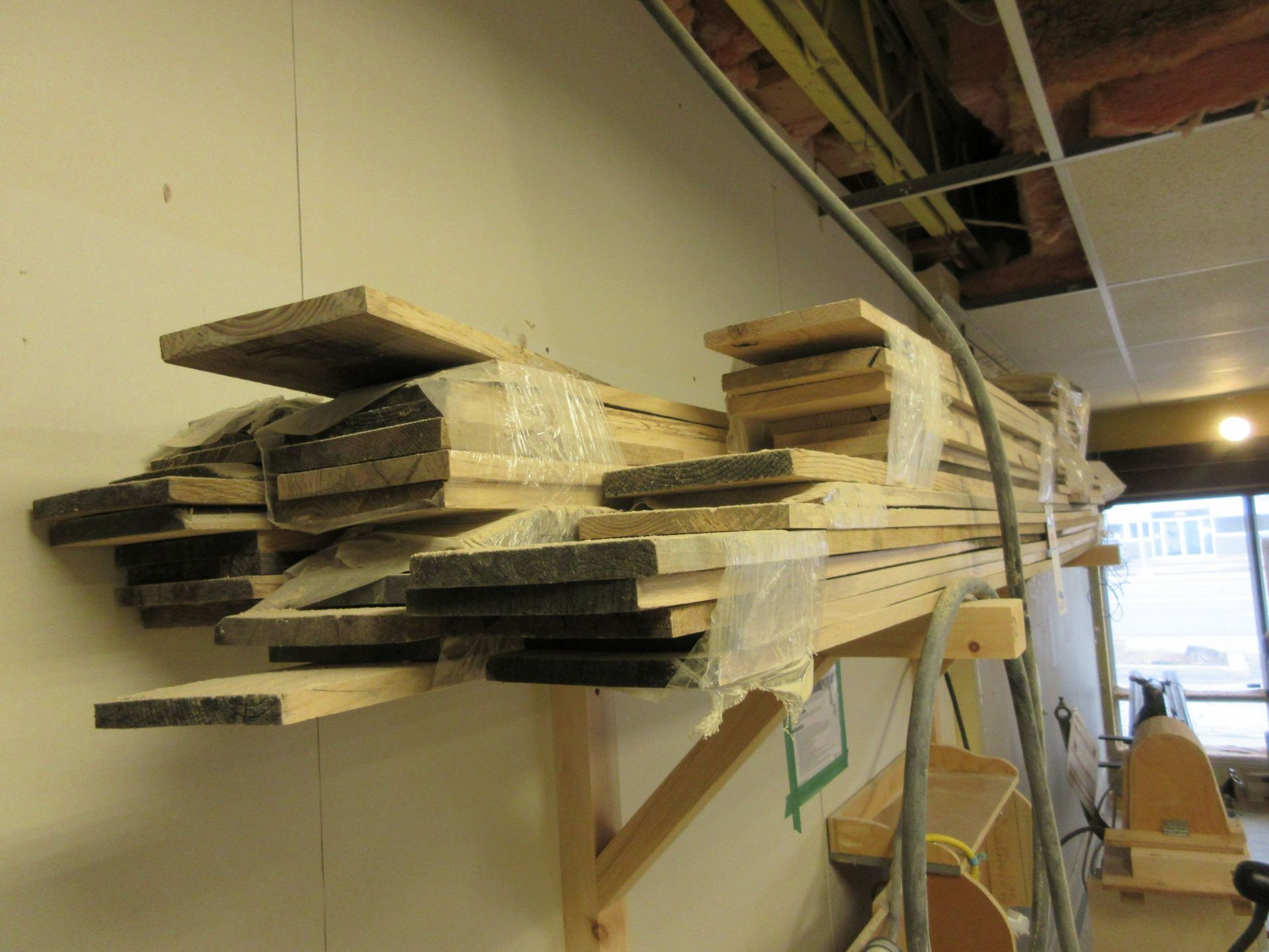 LOT assorted wood - Image 3 of 4