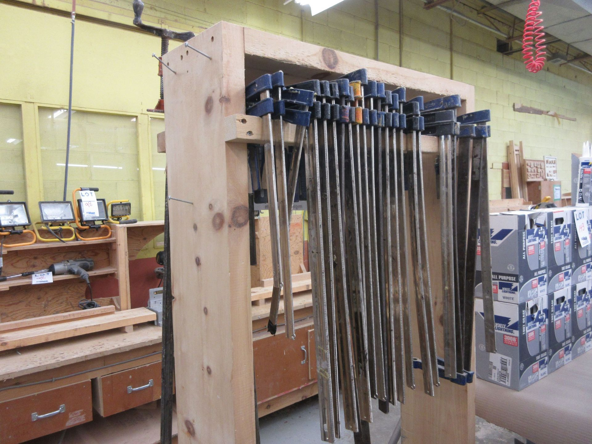 Assorted clamps (35) - Image 6 of 6