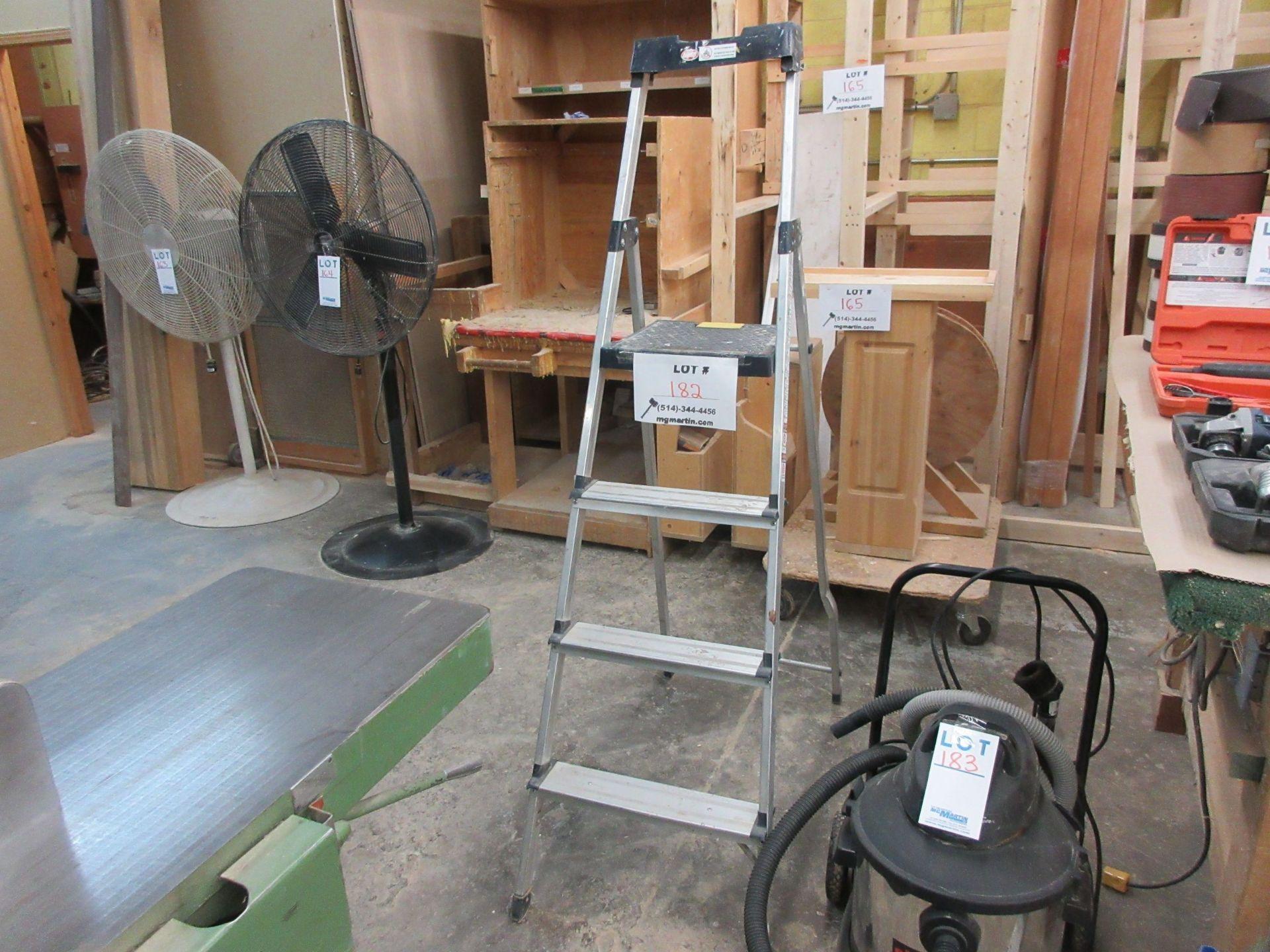 Lot 182 - Ladder 5 1/2 ft
