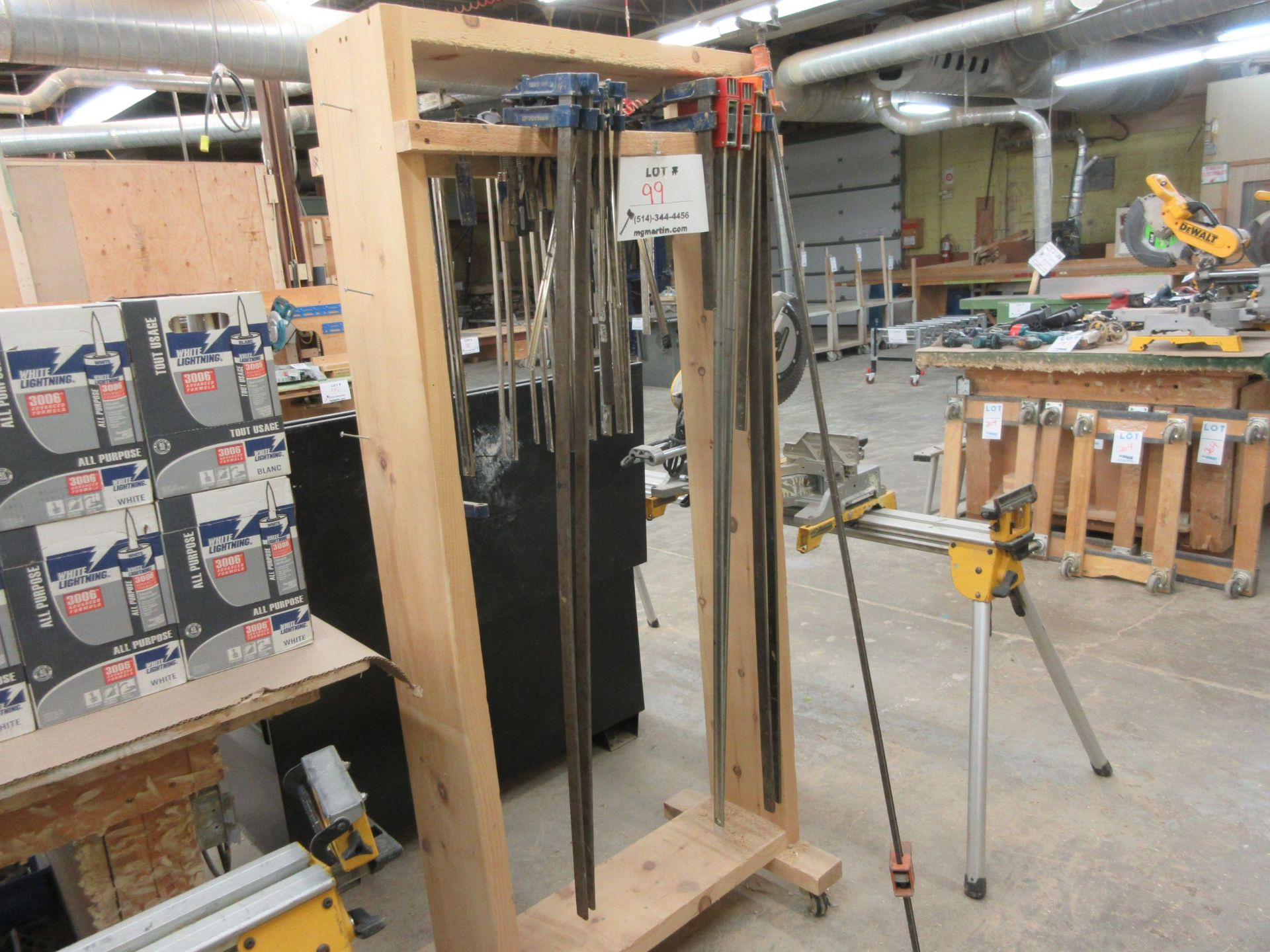 Assorted clamps (35) - Image 2 of 6
