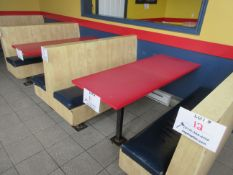 Sections dining booths (7)