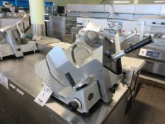 BIZERBA meat slicer model: GSP