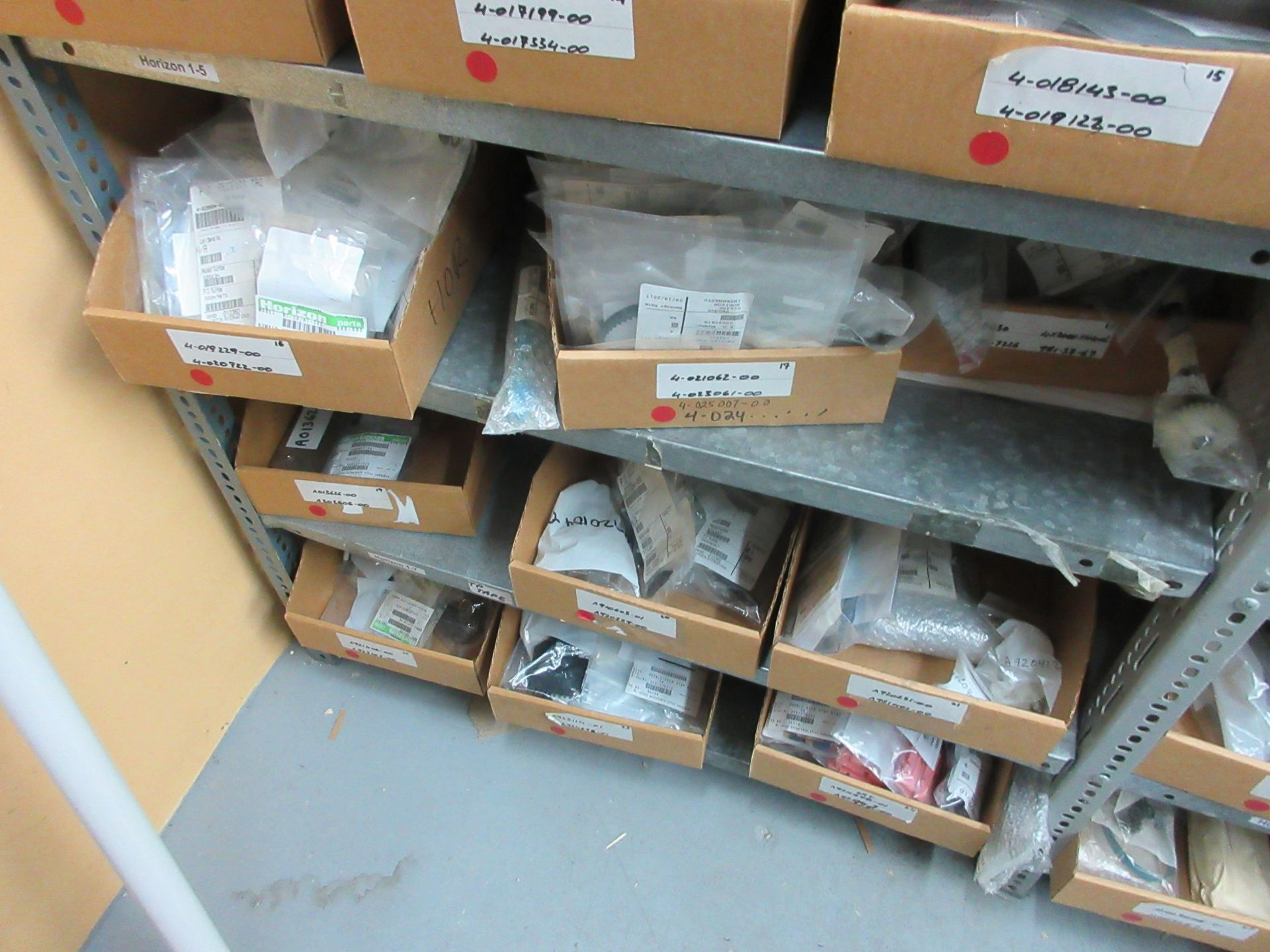 LOT Including boxes of assorted parts for STANDARD HORIZON (approx. Qty 27 boxes) - Image 6 of 6