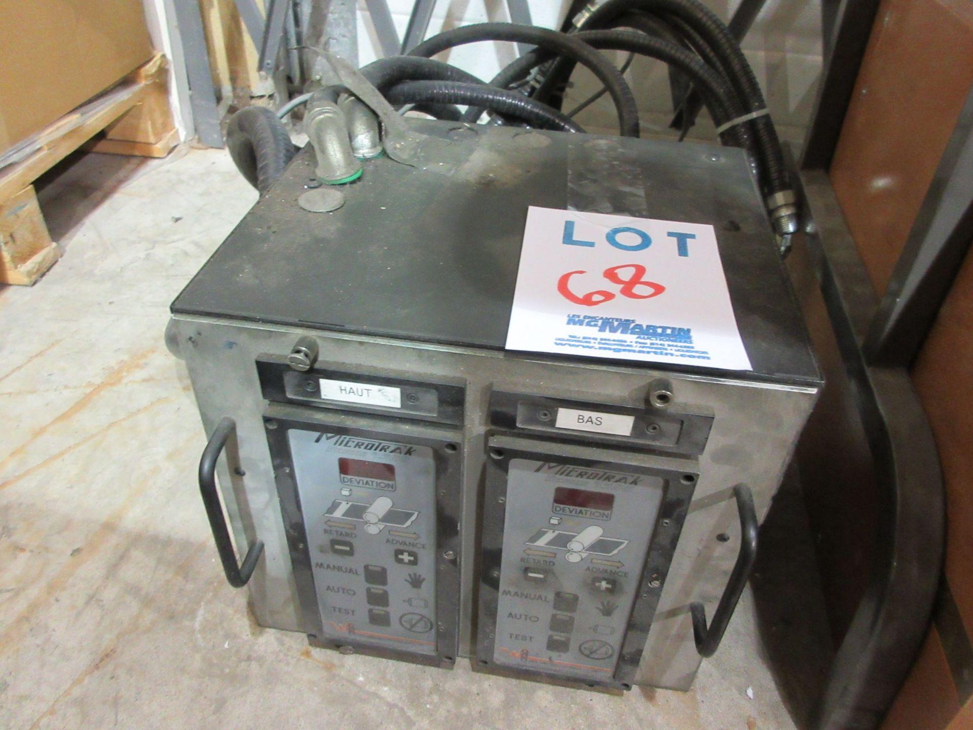 Lot 68 - MICRO TRAK controller (mod: series 9500)