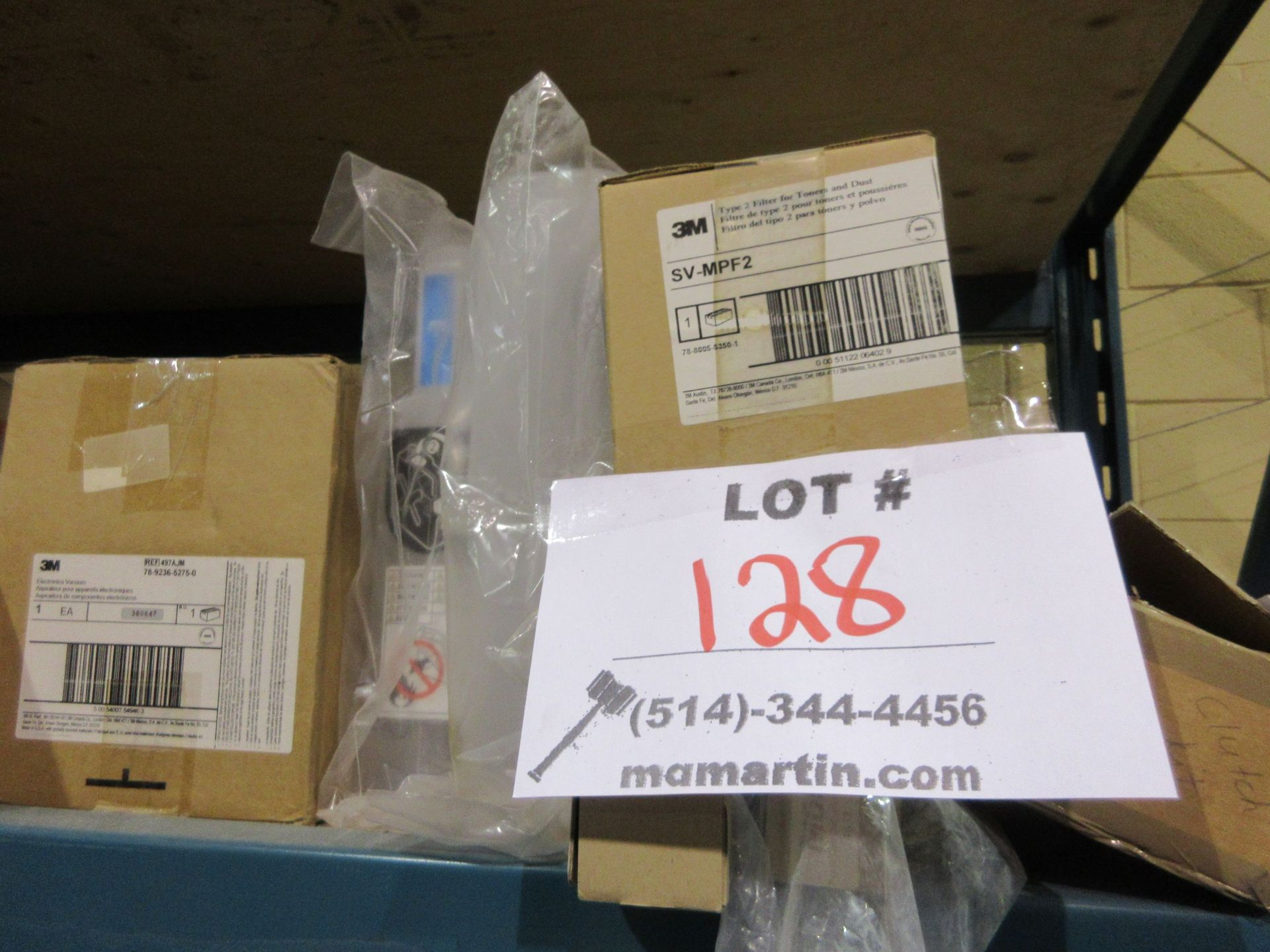 LOT Including assorted parts, toner, etc. (approx. qty 17 boxes) - Image 2 of 5