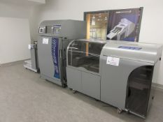MGI Meteor DP 60 Pro digital press c/w MGI stacker (showroom)