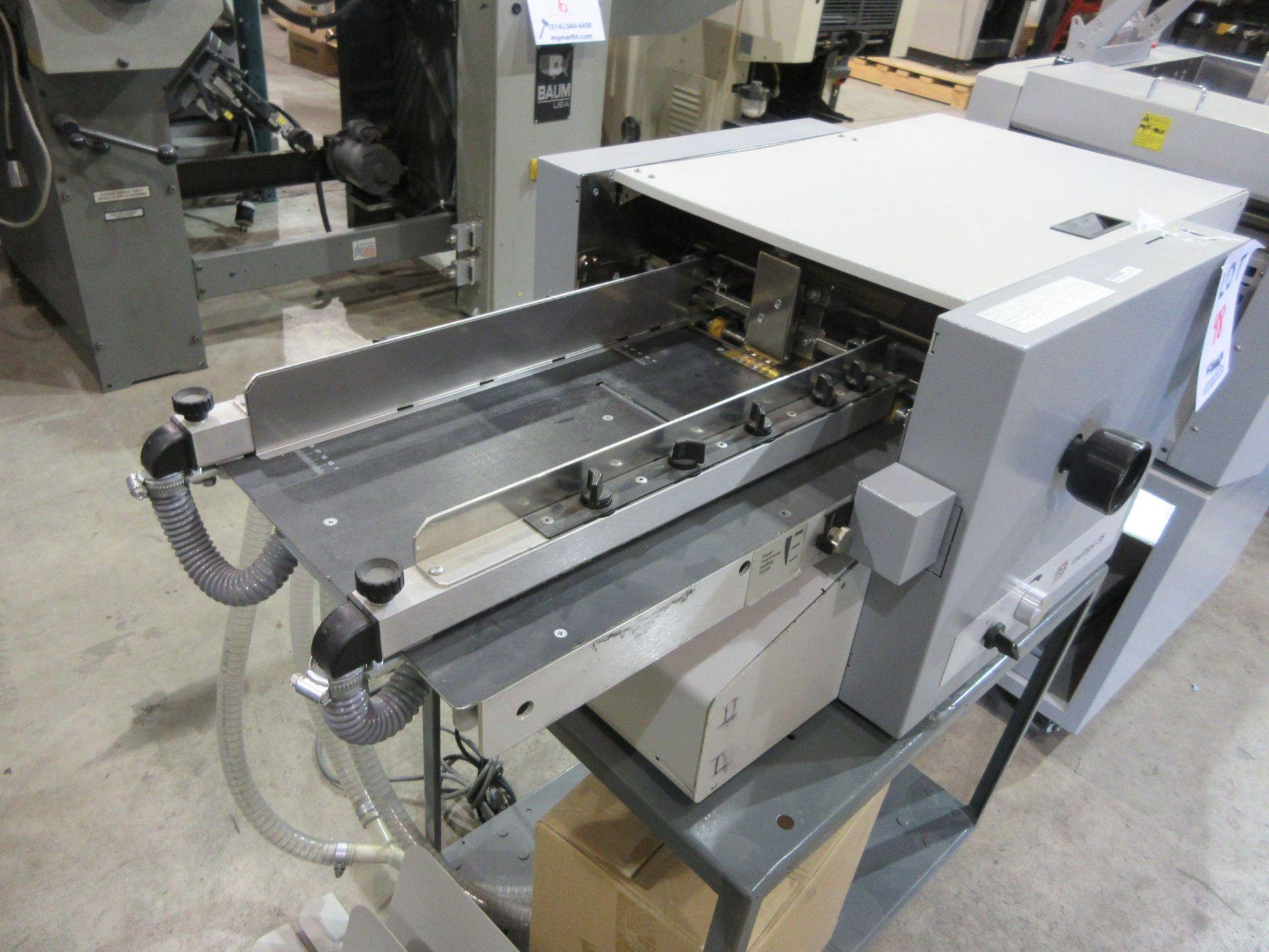 Lot 48 - MB folding machine (mod: multipli 35)