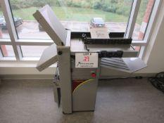 "MORGANA Docufold MK2 automatic paper folding machine 12"" x 18"""