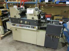 RYOBI ITEK 3985 (2) color offset press