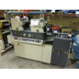RYOBI ITEK 3985 (2) color offset press
