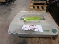 POWIS PARKER fast-back tape binder (mod: 15x5)