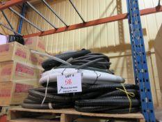 LOT Including assorted hoses