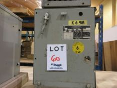 HAMMOND transformer 6 kva