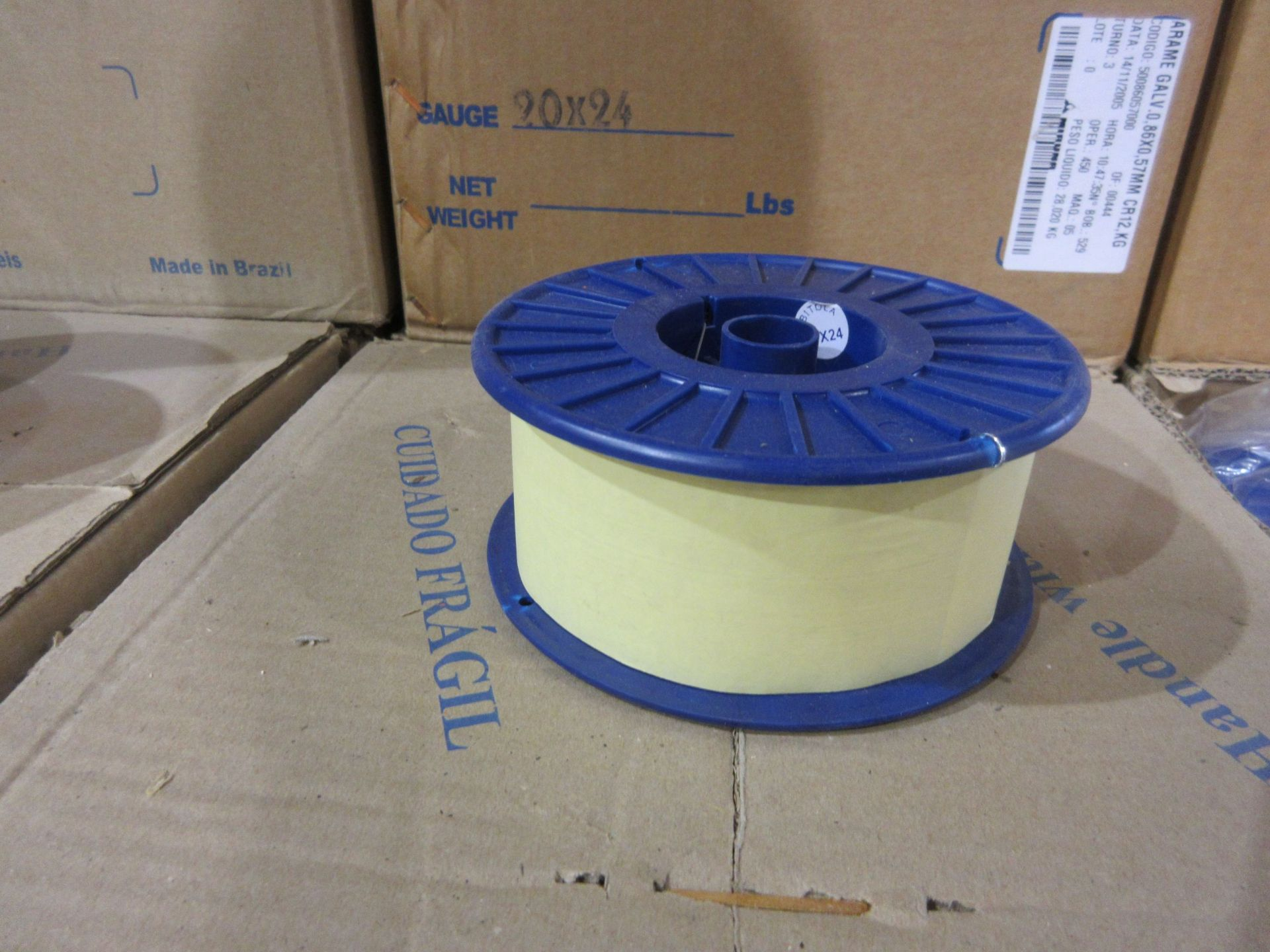 Rolls of stitching wire (qty 756) - Image 2 of 2