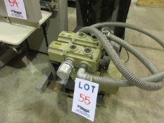 ORION dry pump (mod: KRS7-A)
