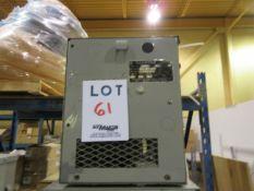 HAMMOND transformer 3 kva