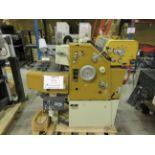RYOBI ITEK 975 c/w TOWNSEND INDUSTRIES (mod: T-51) second color unit & KOLOR MATE dampening system