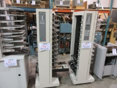 STANDARD DUPLO 1248A and (12) tower station collator