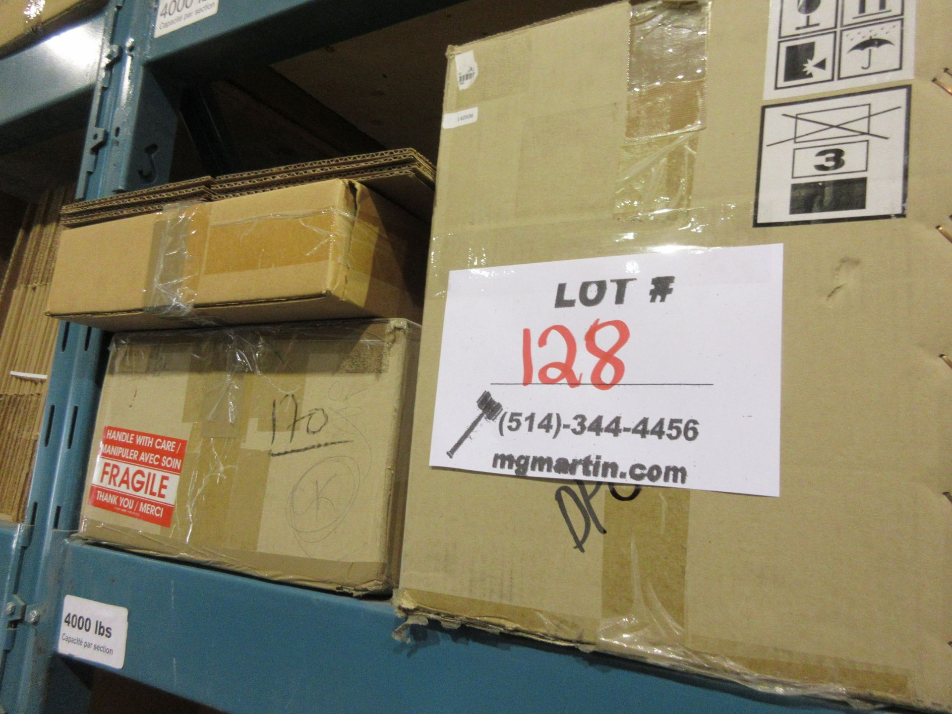 LOT Including assorted parts, toner, etc. (approx. qty 17 boxes) - Image 5 of 5