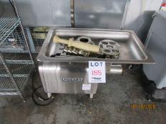 HOBART meat grinder (mod: 4822) 120V, 12.0A, 1PH