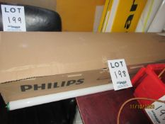 LOT Including PHILLIPS fluorescent lamps (AS IS)