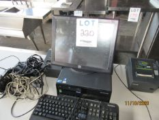LENOVO computer w/ EPSON printer
