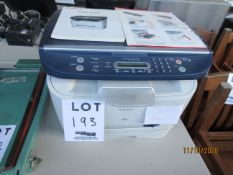 CANON printer (mod: Image class MF3110) LIKE NEW IN BOX
