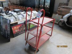 MOODY carts on wheels (for part rooms)