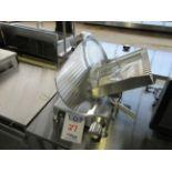 EURODIB Meat Slicer (Mod: HBS-300L)