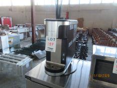 BUNN commercial coffee maker (mod: DWSPV)