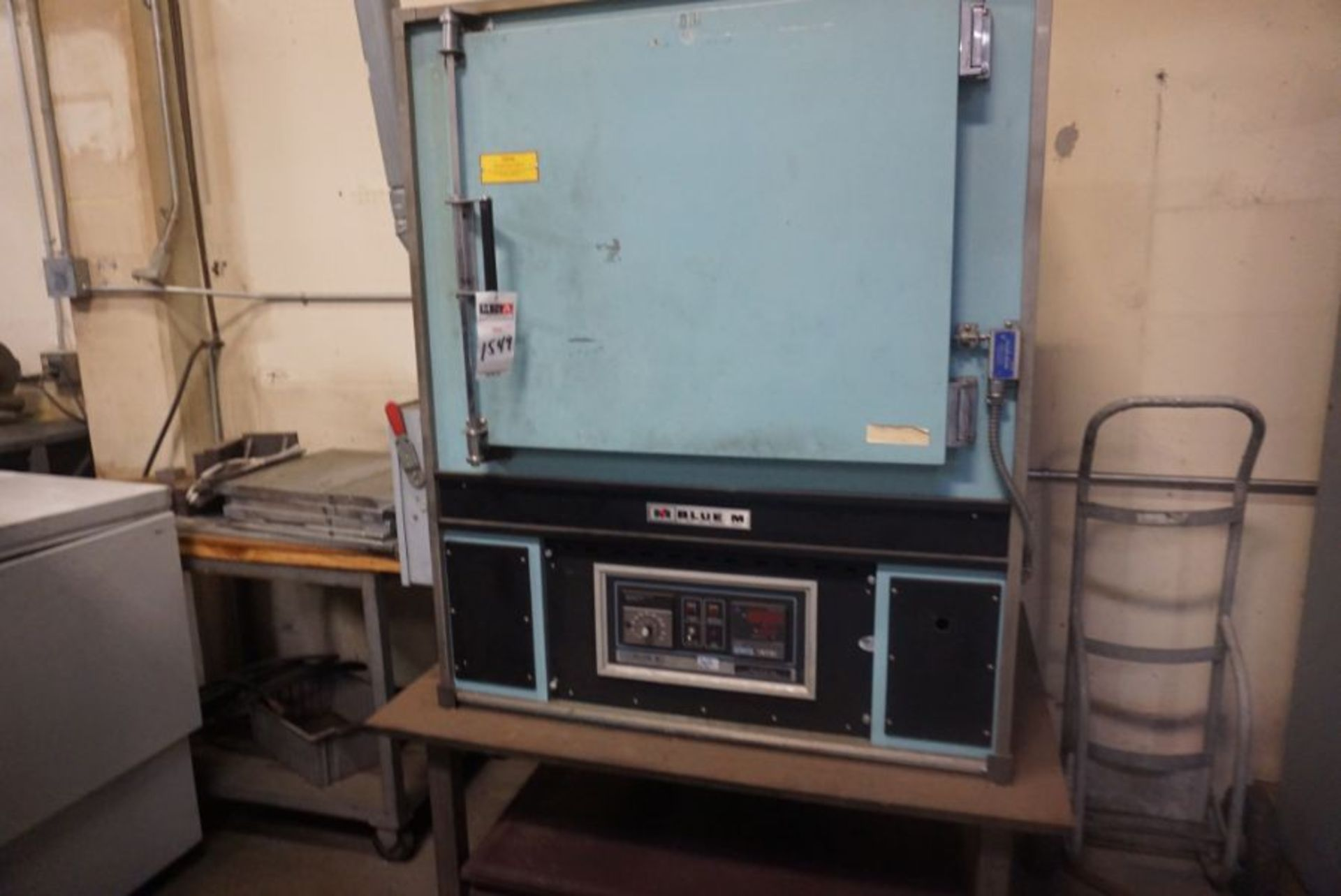 Lot 93 - Blue M DC256C 650 Degree Max. Temp. Convection Oven, s/n DC3476
