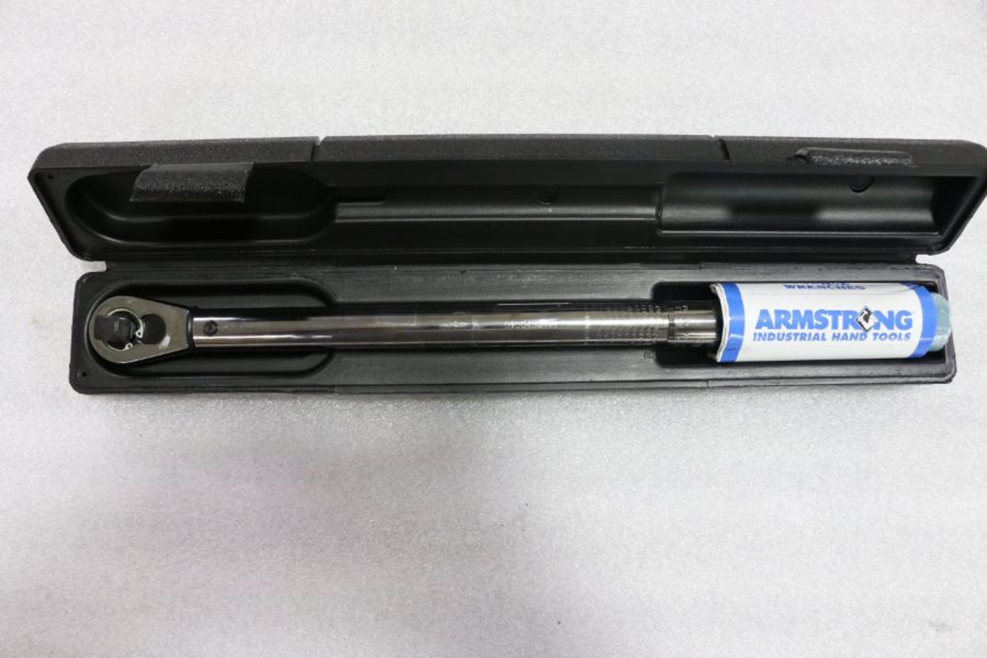 """Lot 8 - Armstrong 1/2"""" Drive Torque Wrench"""