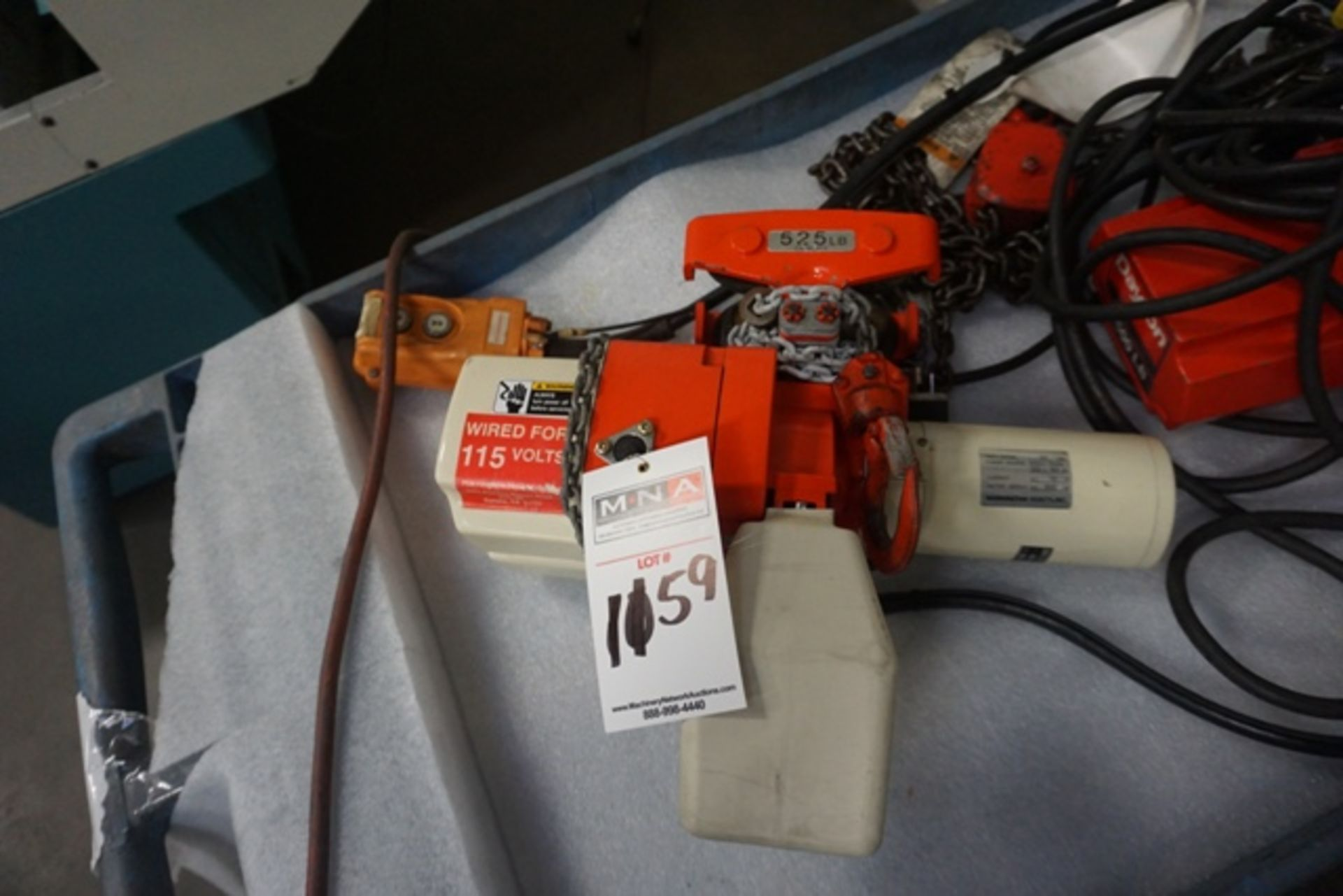 Lot 1159 - Dayton 1/4 Ton Hoist
