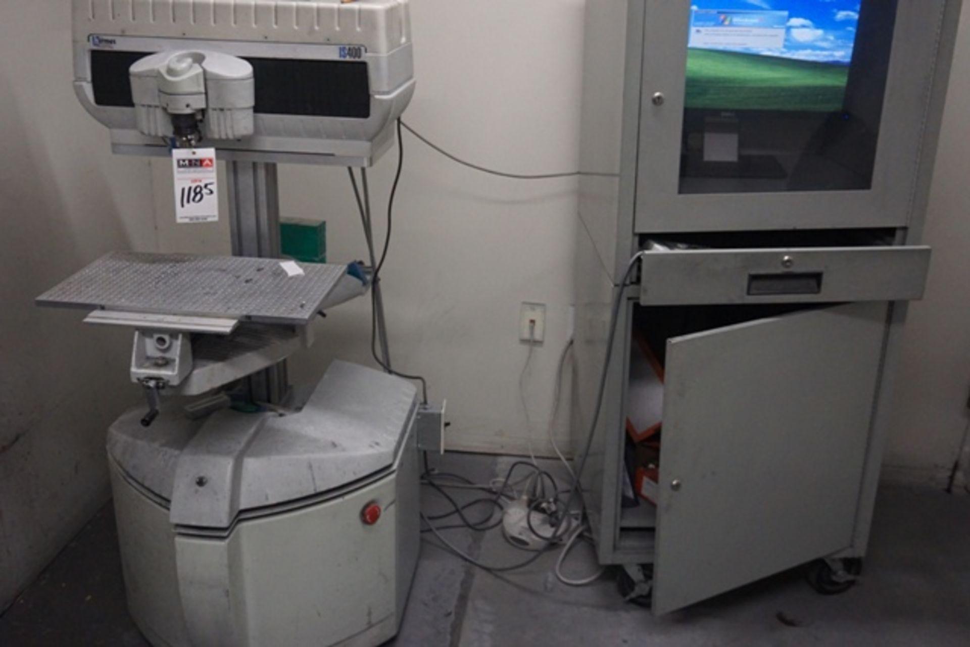 Lot 1185 - Hermes IS400 CNC Engraver
