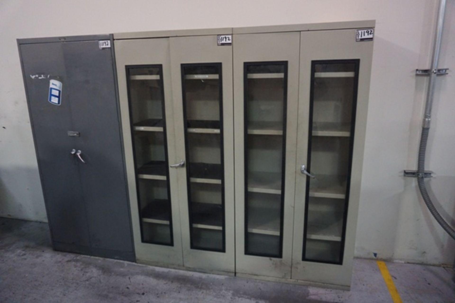 Lot 1192 - 2 Door Cabinets