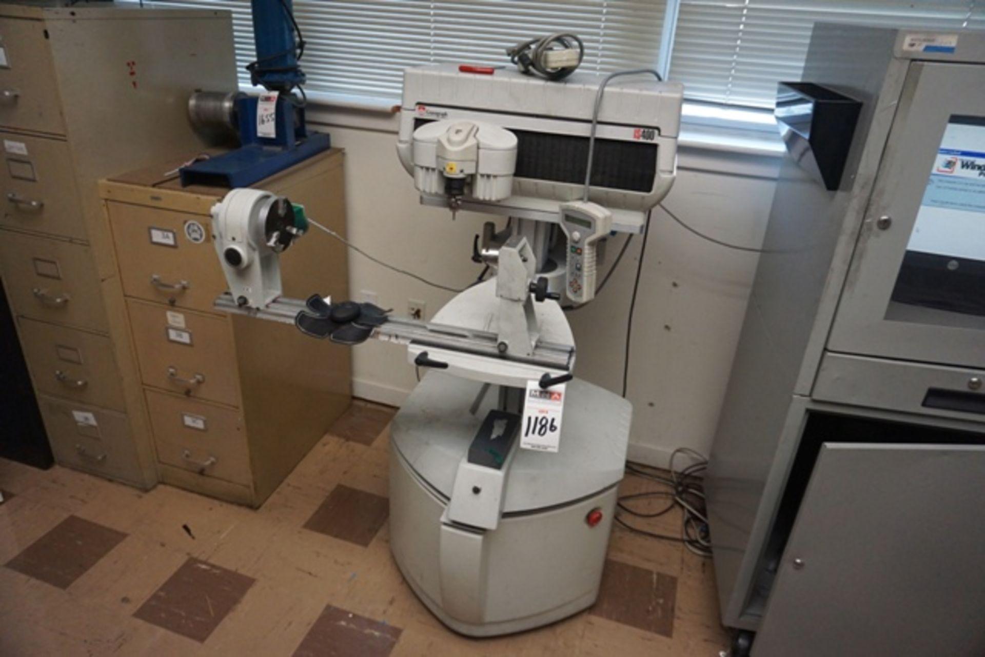 Lot 1186 - Hermes GravoGraph IS400 CNC Engraver